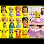 Collecting Ooshies Series 2 Limited Edition Frozen Elsa