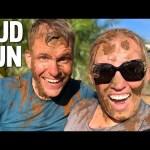 Husband & Wife INSANE MUD RUN Challenge at Tough Mudder    Mommy Monday
