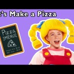 Let's Make a Pizza + More | YUMMY SNACK RHYME | Mother Goose Club Phonics Songs