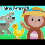 Old MacDonald Had a Farm + More | CLASSIC NURSERY RHYMES | Mother Goose Club Phonics Songs