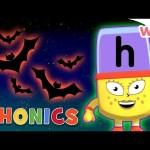 Phonics – #Halloween Season | Learn to Read | H Is for Halloween | Alphablocks | Wizz