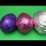 The Baby Big Mouth Show! Best of HUGE GIANT JUMBO Colourful Mystery Surprise Eggs!