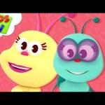The Caterpillar Song | Music For Children | Kindergarten Cartoons & Nursery Rhymes – Kids TV