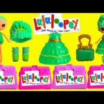 Genie Opens Lalaloopsy Minis Series 3 Purse Surprises
