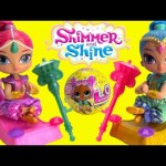 Genie Unboxes Shimmer and Shine Floating Genies and Magical Surprises