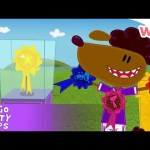 Go Go Footy Pups – Star Player | Football for Kids | Wizz | Cartoons for Kids