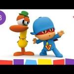 POCOYO WORLD: Super Pocoyo (EP18) | 30 Minutes with close caption