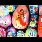 SURPRISE Toys Baby Born Elena Peppa Pig Pop Up Vampirina Kinder egg Disney Jr