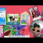 12 LOL Kinder Surprise🍬 MLP Lost Kitties PJ Masks Gold Egg