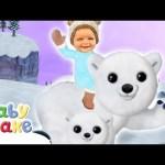 Baby Jake – Riding in the Snow | Full Episodes | Yacki Yacki Yoggi | Cartoons for Kids