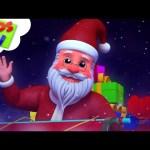 Jingle Bells   Junior Squad Cartoons   Christmas Carols & Xmas Music – Kids TV