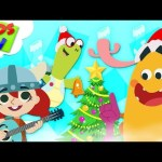 Jingle Bells | KinToons Cartoons | Merry Christmas | Xmas songs For Children – Kids TV