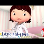 Kids Morning Routine Song +More Nursery Rhymes and Kids Songs – ABCs and 123s | Little Baby Bum