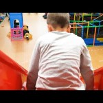 Kids playing . Funny video compilation with kids in Playgrounds