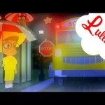 Lullaby for Babies to go to Sleep | School Bus | Baby Lullaby songs go to sleep 12 HOURS long