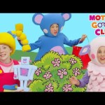Mulberry Bush + More   Mother Goose Club Nursery Rhymes
