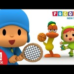 🏀 POCOYO in ENGLISH – Great Shot! [ New Season] | VIDEOS and CARTOONS FOR KIDS