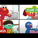 Sesame Street: Caring For Myself, Caring For Others | Different Ways to Wash Your Hands