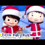 Christmas Is Coming – Christmas Songs for Kids | Nursery Rhymes | ABCs and 123s | Little Baby Bum