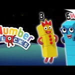 Numberblocks – Learn to Count | Useful Numbers | Wizz | Cartoons for Kids