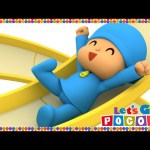 ⬆️ ⬇️ POCOYO in ENGLISH – Up and Down [ Let's Go Pocoyo ]   VIDEOS and CARTOONS FOR KIDS