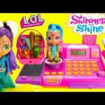 Shimmer and Shine Rescue LOL Surprise Doll Lil Sister From Thief Zeta