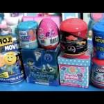 Popcake Toys Surprises Trollhunters Disney Pixar Emoji MASH'EMS Cars3 MLP My Little Pony EMOJI Movie