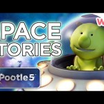 Q Pootle 5 – Space Stories | Wizz | Cartoons for Kids