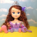 SOFIA THE FIRS Styling Head a Princess Toy Review