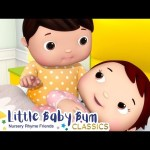 Ten Little Babies In The Bed Song – Nursery Rhymes & Kids Songs – Little Baby Bum | ABCs and 123s