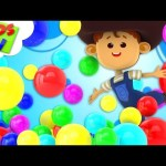 Color Song | Little Eddie | Preschool Learning Videos For Children by Kids Tv