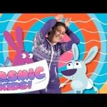 Cosmic Kids Yoga Disco   Bunny Bounce!