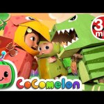 Dinosaur Song + More Nursery Rhymes & Kids Songs – CoComelon