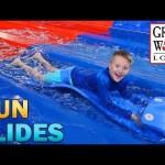 Great Wolf Lodge Indoor Waterpark Playground MEGA FUN!!!