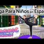 Harry Potter Yoga Para Niños en Español | Una Aventura de Cosmic Kids!