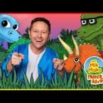 I Love Dinosaurs   A World of Jurassic Fun   Kids Songs   The Mik Maks