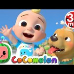 JJ Song + More Nursery Rhymes & Kids Songs – CoComelon