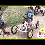 Kids Family Fun Trip to the Farm and Children's Museum! Play Area Children Activities