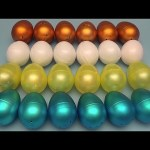 Learn Colours with a Huge Collection of Surprise Eggs! Colour Cowabunga!