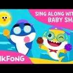 Sharks Picnic | Sing Along with Baby Shark | Pinkfong Songs for Children