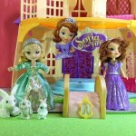 SOFIA THE FIRST Princess Amber Toy Review