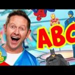 Superhero ABC Song | Learn English Alphabet for Kids | Nursery Rhymes | The Mik Maks