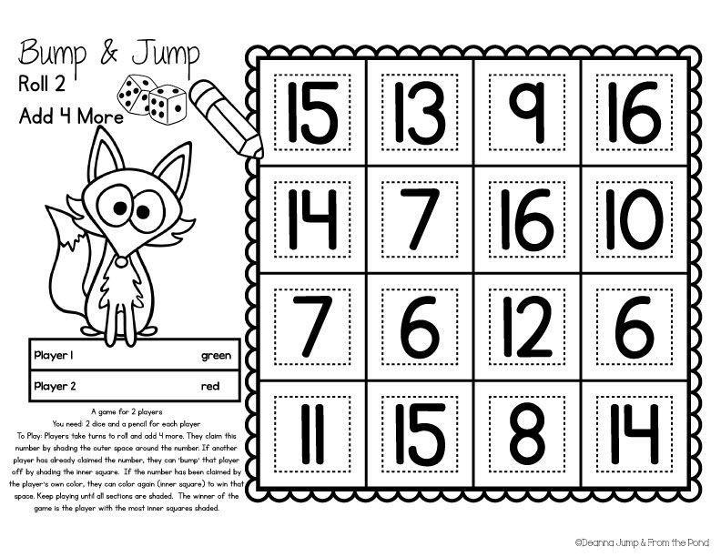 Jump Math Multiplication Worksheets 7