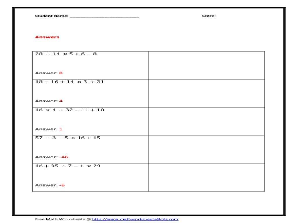 Multiplication Worksheet In Grade 2