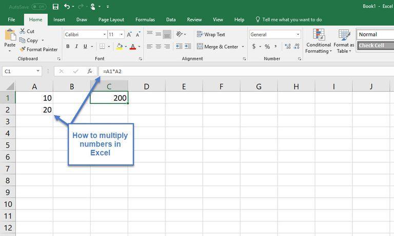 Multiplication Worksheets Excel 2