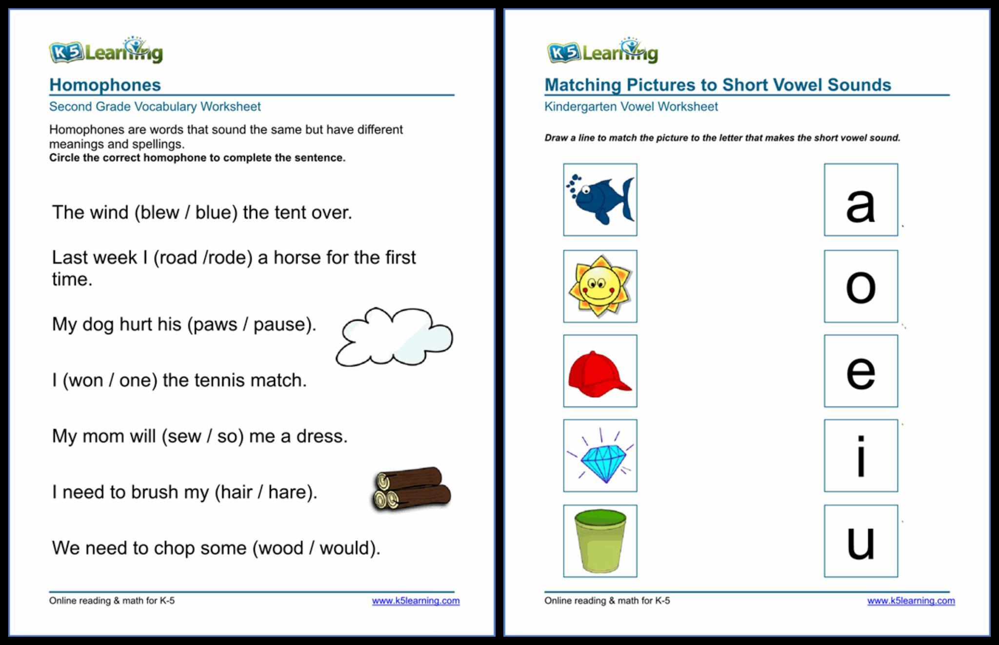 Multiplication Worksheets K5 Learning 2