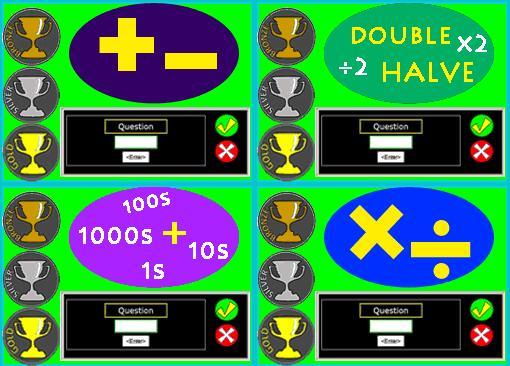 Multiplication Worksheets Math Salamanders 7
