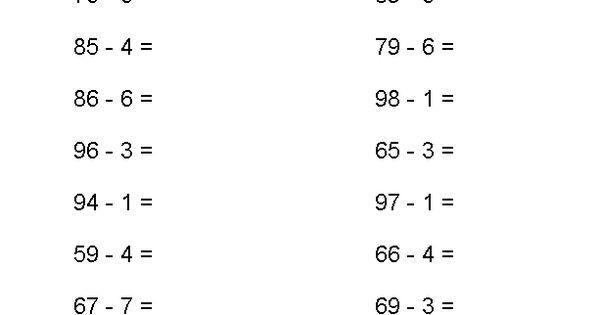 Multiplication Across Zeros Worksheets 8