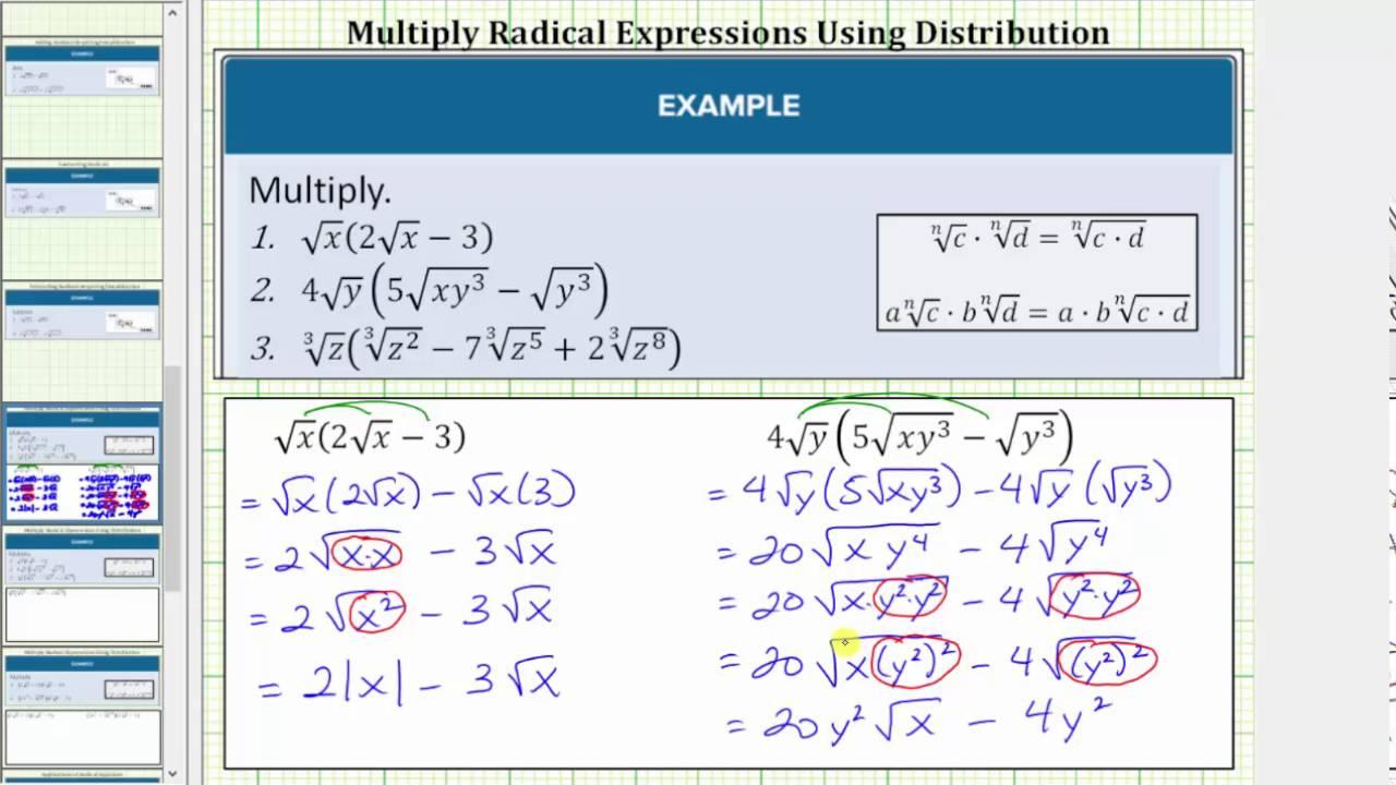 Multiplication And Division With Variables Worksheets