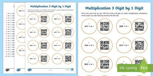 Multiplication Worksheets X2 2